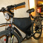 Электровелосипед на базе track