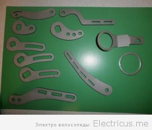 усилители дропаутов электровелосипет 600р за элемент