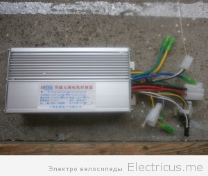 Контроллер 48В 27А 3500р