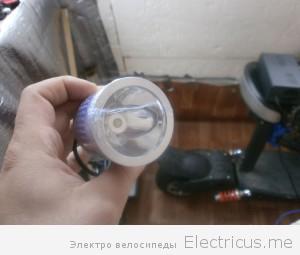 Фара 12-80В 1 диод 20Вт 2000р