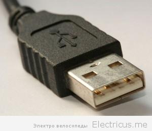 подключение контроллера по USB