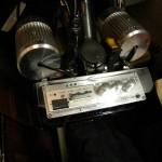 Усилитель электровелосипеда с МП3