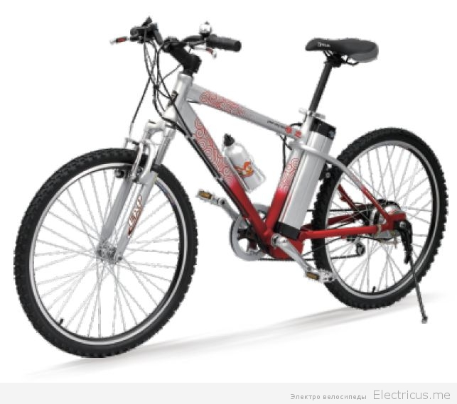 Электровелосипед своим руками