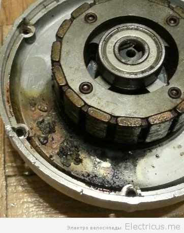 редукторное мотор колесо