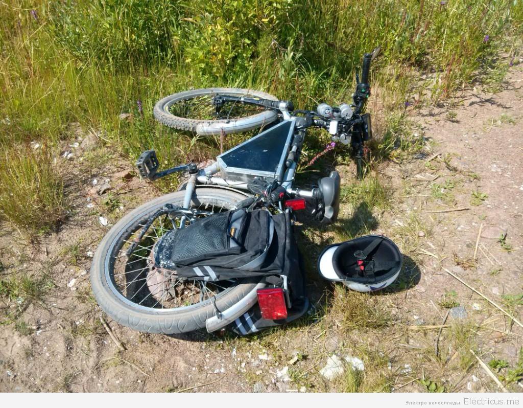 Электровелосипед 2014