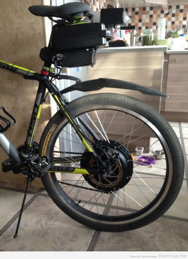 Электровелосипед своими руками из нижнего новгорода