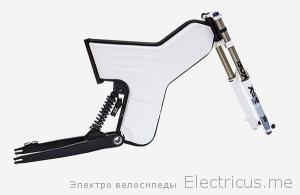 Рама электрического велосипеда Greyborg