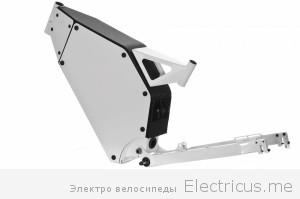 Рама электрического велосипеда  Рама Чоботарь E-Kross