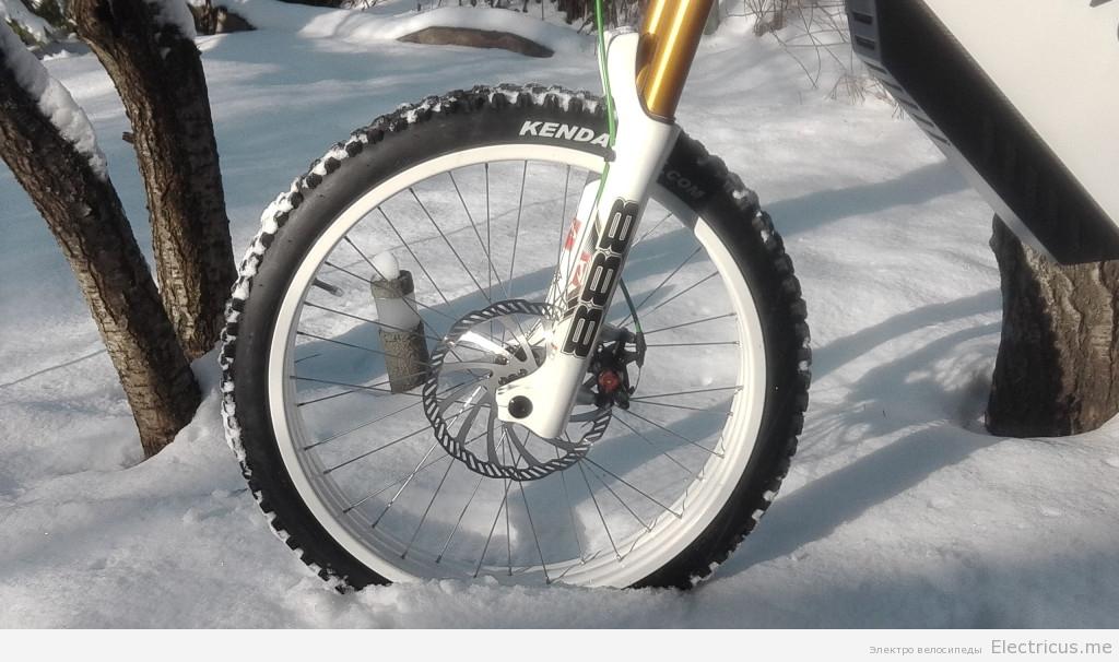 e-kross 5000w infineon 18fet Электровелосипед 5000вт