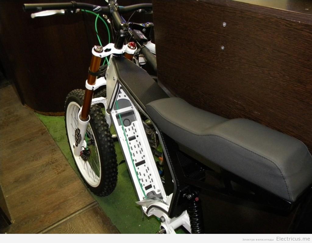 електровелосипед екросс