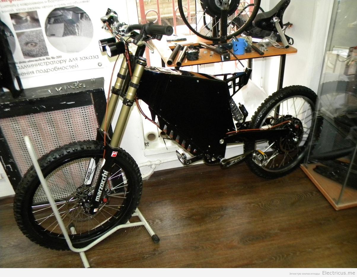 Электродвигатель для велосипеда своими руками 76