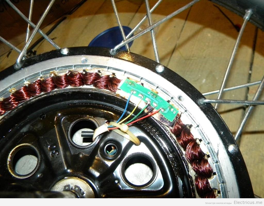 мощное мотор колесо электровелосипед