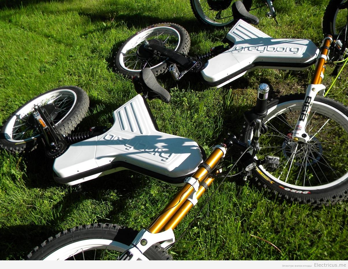 мощный электрический велосипед 3000вт