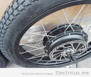 Мотор колесо 3000вт
