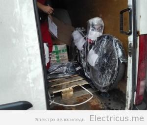 электровелосипед на заказ