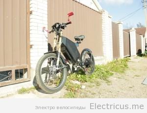 Мощный электровелосипед