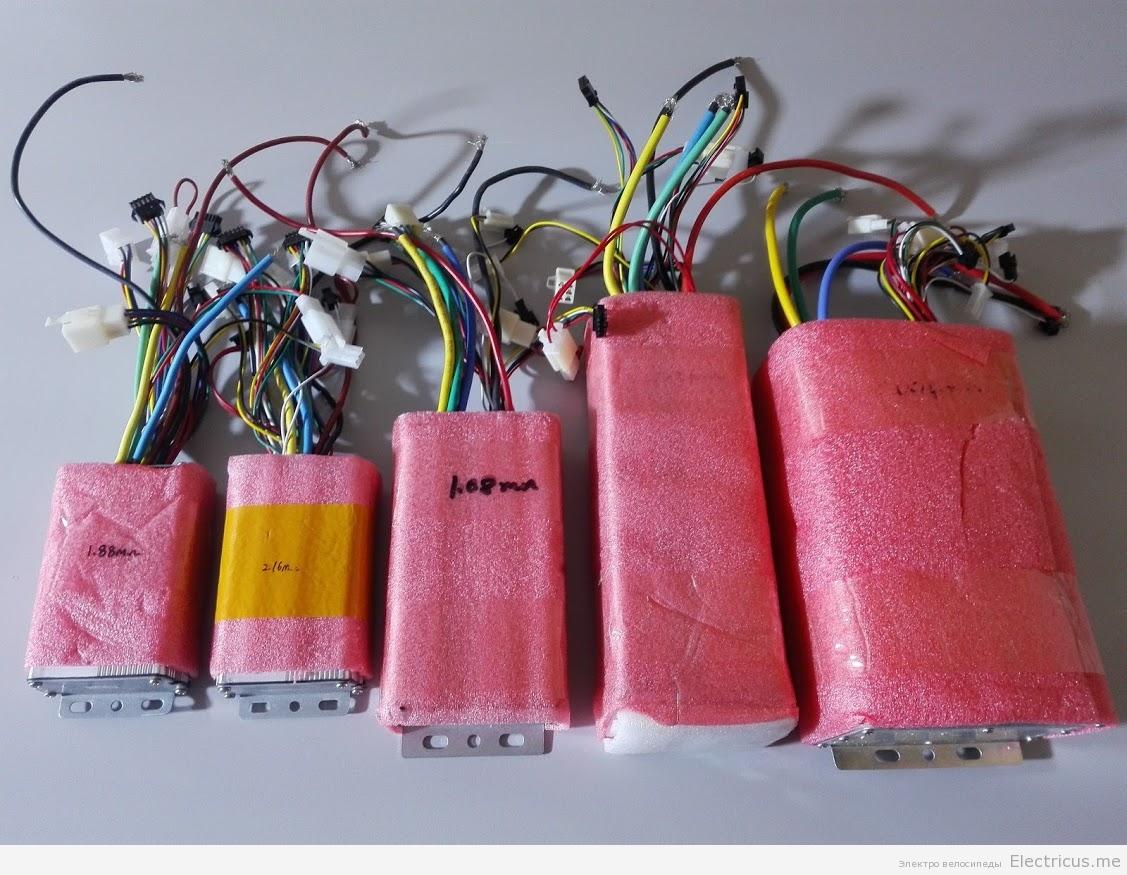 контроллеры infineon электровелосипед